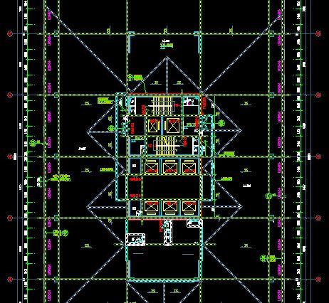 高层 屋面建筑面积怎么算啊,屋面上有楼梯间出屋面 电梯机房设备间