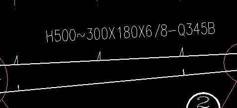 钢结构中不对称截面的钢梁 理论重量怎么计算