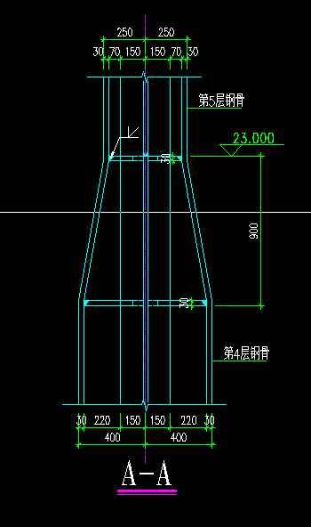 钢结构,十字钢柱工程量计算