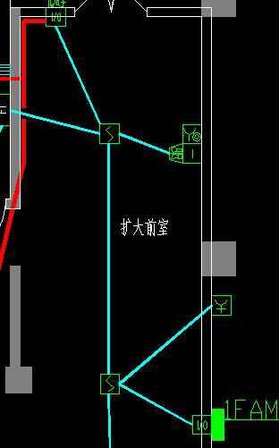 2,楼层显示器接线接什么线?编码单输入输出模块接什么线?