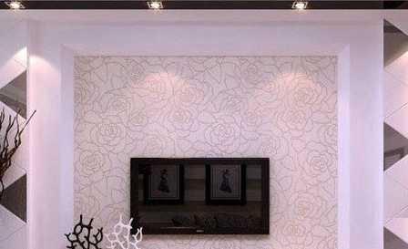 新中式电视背景墙装修效果图大全2013图片