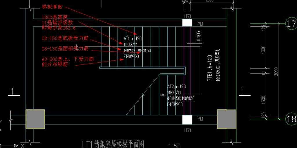 楼梯图纸,楼梯图纸知识 - 建筑设计 - 造价通