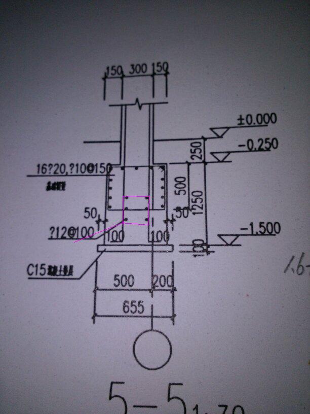 钢筋弯机电路图